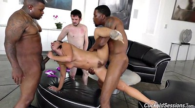 Interracial cuckold, Big black