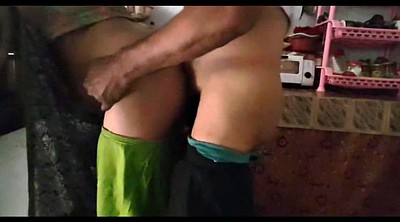 Indian, Kitchen, Room, Real couple, Indian couple, Desi indian