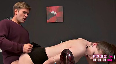 Casting, Anal casting, Anal creampie, Model, Casting anal