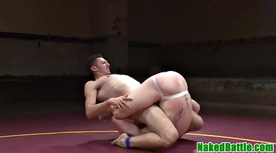Wrestling, Ass licking