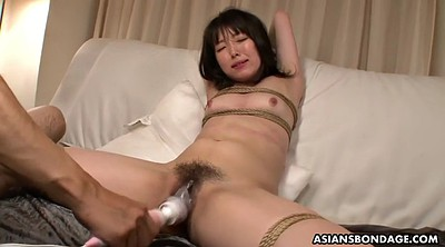 Fingering, Bondage, Asian tied, Asian pee, Aoi
