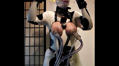 Hucow, Latex bdsm, Bra