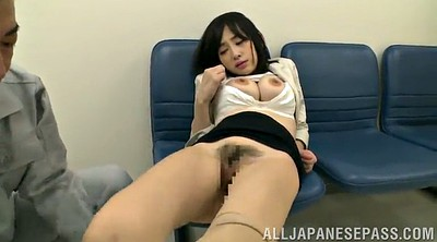 Standing, Pantyhose office, Hairy pantyhose