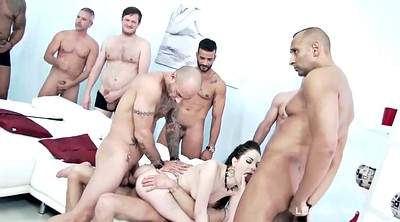 Double, Orgy, Orgy anal