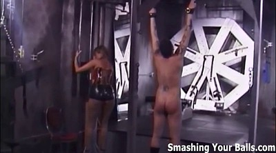 Balls, Spanking girl, Girls, Punish