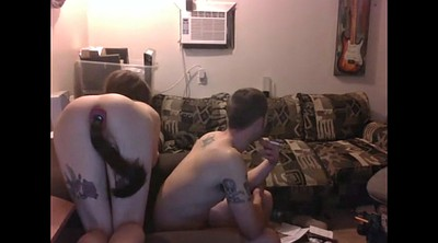 Sexy, Webcam threesome
