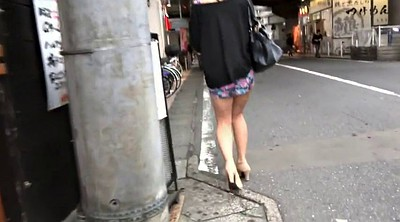 Walking, Japanese sexy, Legs