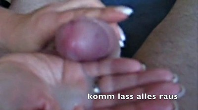 German creampie