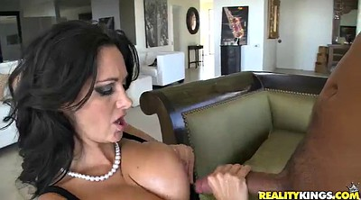 Smoking, Ava addams, Long cock, Addams