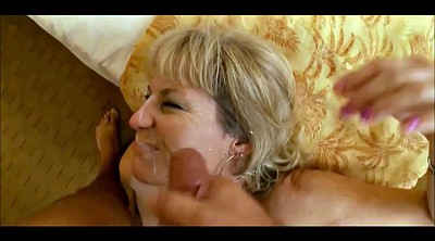 Mommy handjob