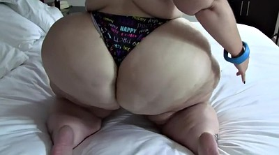 Ssbbws, Shaking, Shake, Ass solo