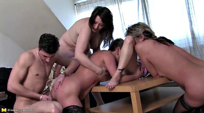 Boy, Mature gangbang, Granny boy, Old sex, Mature group sex, Group mature