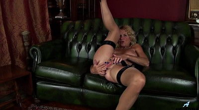 Mature solo, Sexy milf, Sexy legs, Beautiful blonde solo