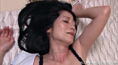 Asian mature, Stimulate