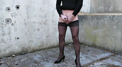 Pantyhose, Crossdressers, Crossdresser