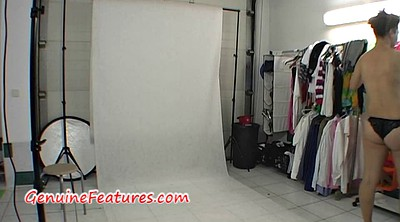 Latex, Dress, Lingerie, Behind scene, The