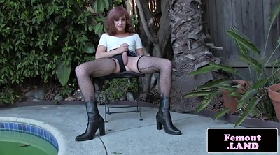 Trans, Outdoors