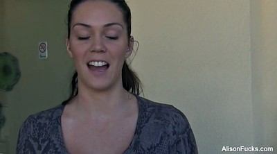 Behind the scenes, Behind scene, Alison tyler
