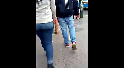 Streets, Street, Street girl, Bbw walking