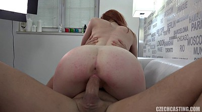 Threesome casting, Casting hd