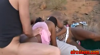 African, Interracial orgy