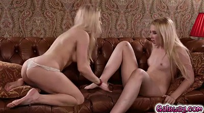 Teen ass licking, Blonde, Ass licking