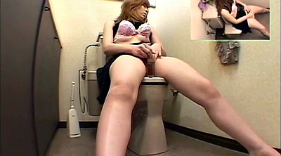 Toilet, Japanese toilet, Hidden masturbation, Japanese voyeur, Hidden cam shower