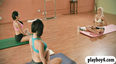 Trainer, Hot yoga