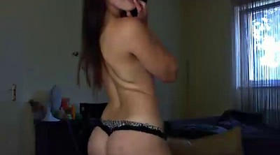 Webcam orgasm, Big solo