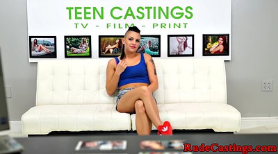 Casting, Teen rough