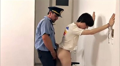 Young boy, Fuck police, Arrested