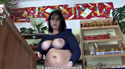 Money, Matures, Shop, Shopping, Mature czech, Czech mature