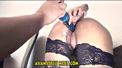 Asian office, Office anal