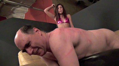 Nikki, Pain, Whipping, Painful