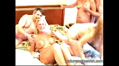 Swing, Mature orgy, Granny group, Mature swingers