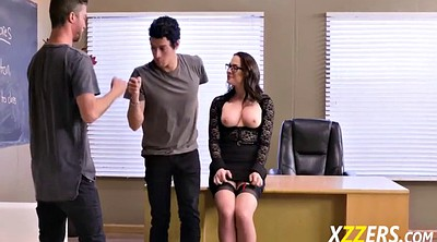 Chanel preston, Brunette anal, Chanel, Lesson