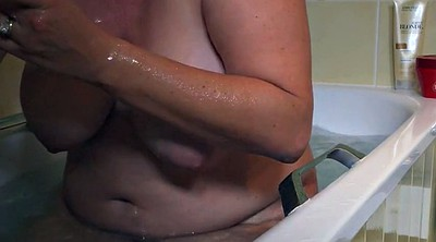Mature, Bath, Milf cam, In the shower, Bath hidden