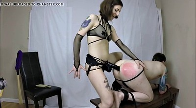 Slave, Pegging, Spanks, Tied