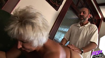 Granny anal, Old anal