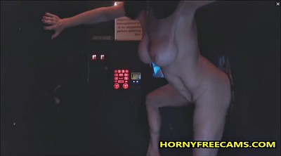 Webcam, Double pussy, Webcam mature