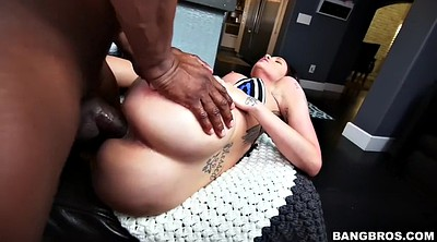 Open pussy, Black cock