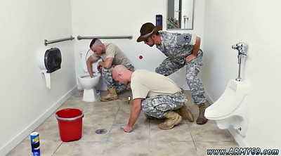 Public anal, Naked, Train, Army, Good