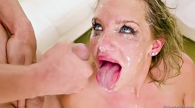 Humiliation, Cali carter, Big ass cumshot