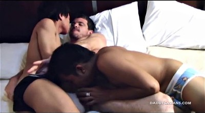 Old gay, Asian gay, Old dad, Asian boy, Asian daddy