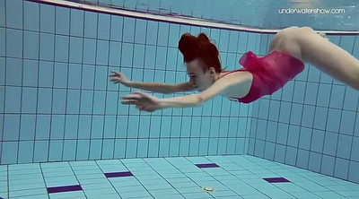 Tease solo, Teen solo, Underwater, Solo hairy, Swimming pool, Swimming