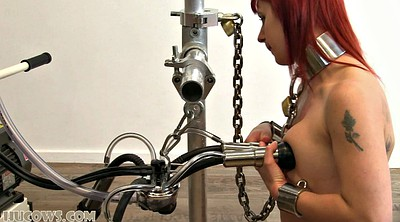 Strangled, Strangle, Red hair, Torture bdsm, Redhead