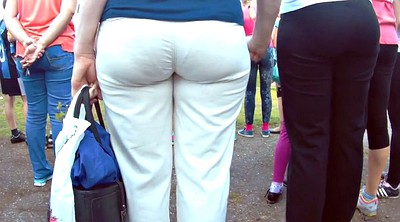 White big ass, Hidden mature, Pant, Mature big ass, Mature hidden, Big white ass