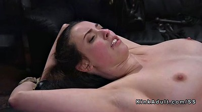 Bdsm anal, Tied up