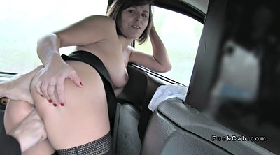 Hot mom, Taxi, Fake taxi, Rimming, Mom fuck