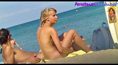 Spy, Nudist, Beach voyeur